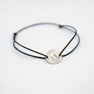 Nordkette Jewellery Armband Bergband positiv